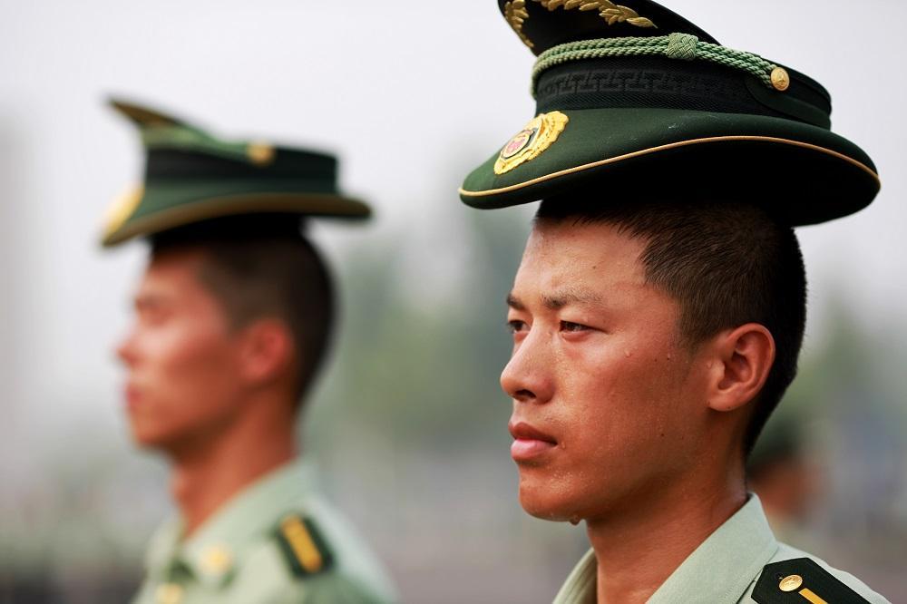 铁血军魂 湖北诚盈时代集团荣耀致敬|庆祝中国人民解放军建军91周年